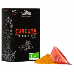 Curcuma Bio de Madagascar - Max Daumin