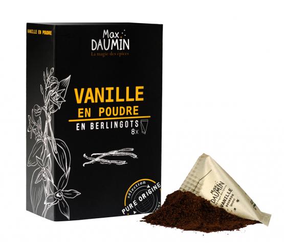 Vanille Bourbon en Poudre – Gourmet