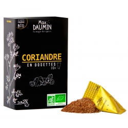 Coriandre Bio de France - Max Daumin