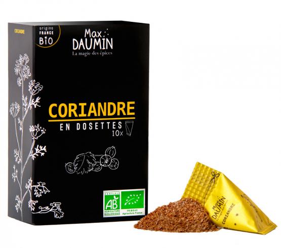 Coriandre Bio de France