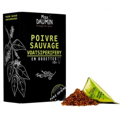 Poivre Sauvage Voatsiperifery - Max Daumin