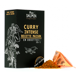 Curry Intense Recette Maison