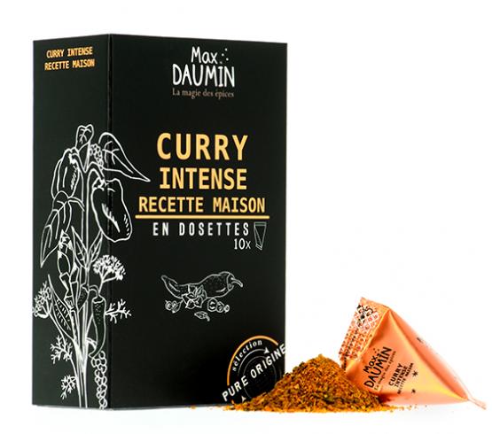 Curry Intense Recette Maison