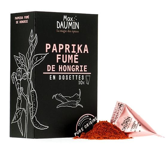 Paprika Fumé de Hongrie