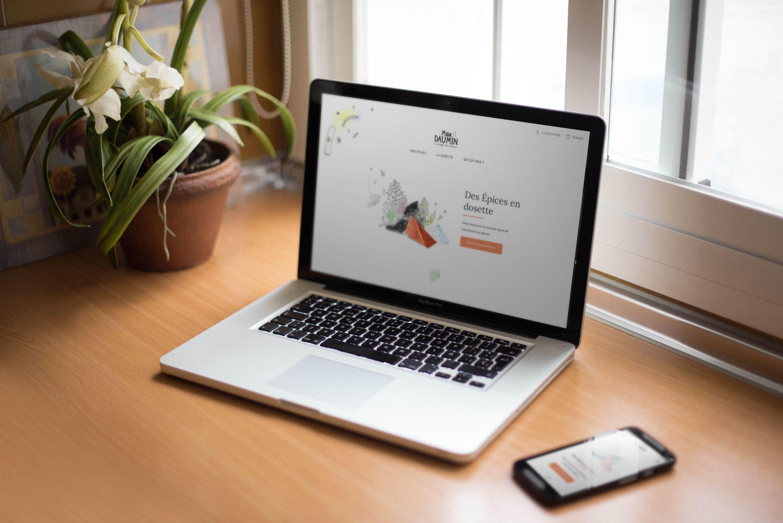 Bienvenue sur le site des épices Max Daumin !