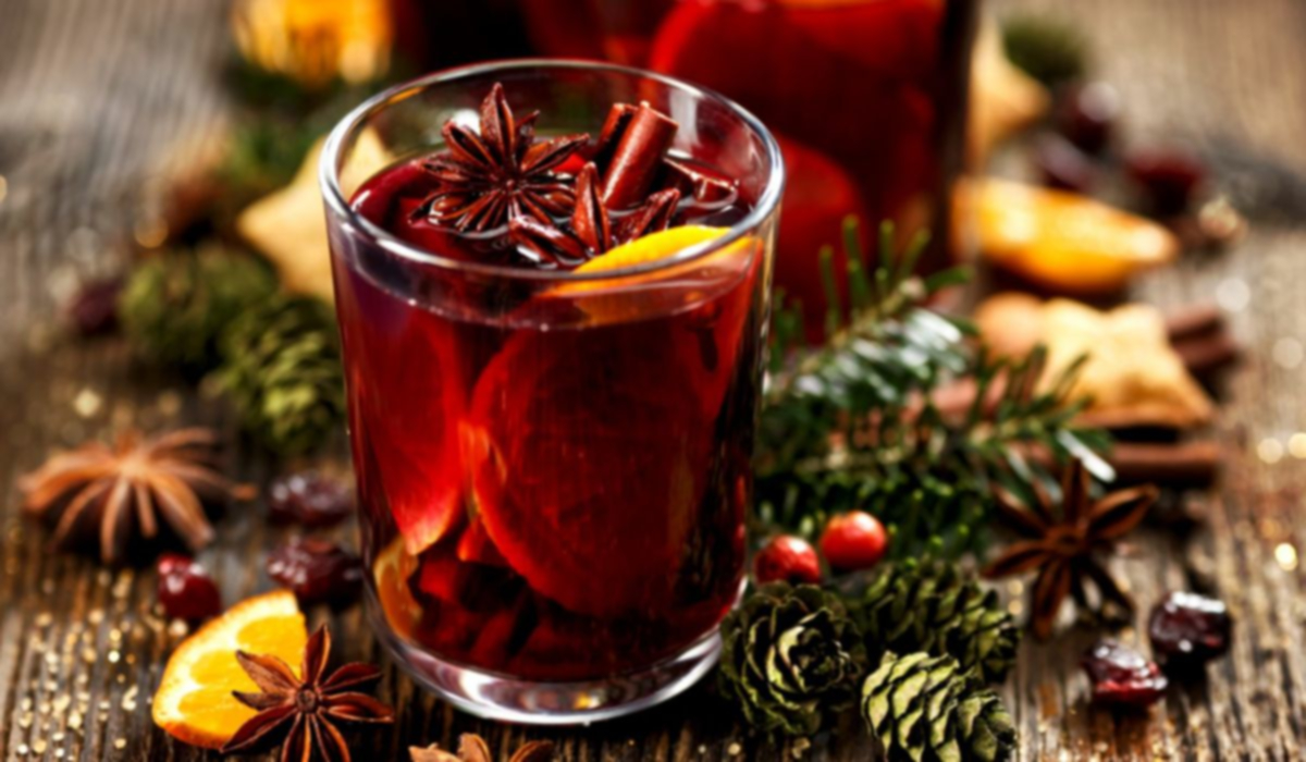 Du vin chaud à Noël, une tradition qui nous vient de loin !