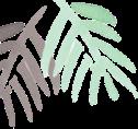 feuille décoration